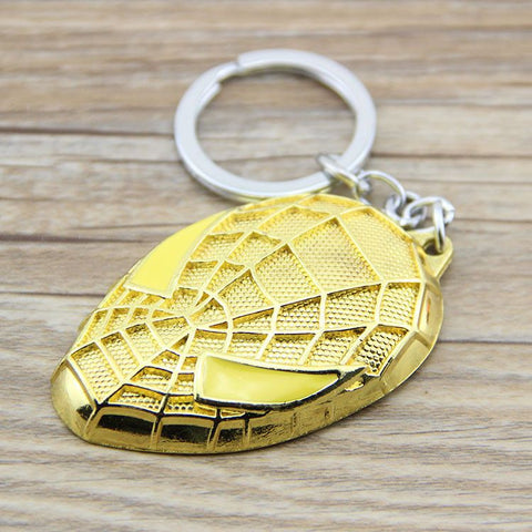 Marvel Spiderman Mask Metal Keychain Keychain Buy top quality Marvel Spiderman Mask Metal Keychain Keychain online in India at low price. get free shipping all across India Only at  Dot Aero