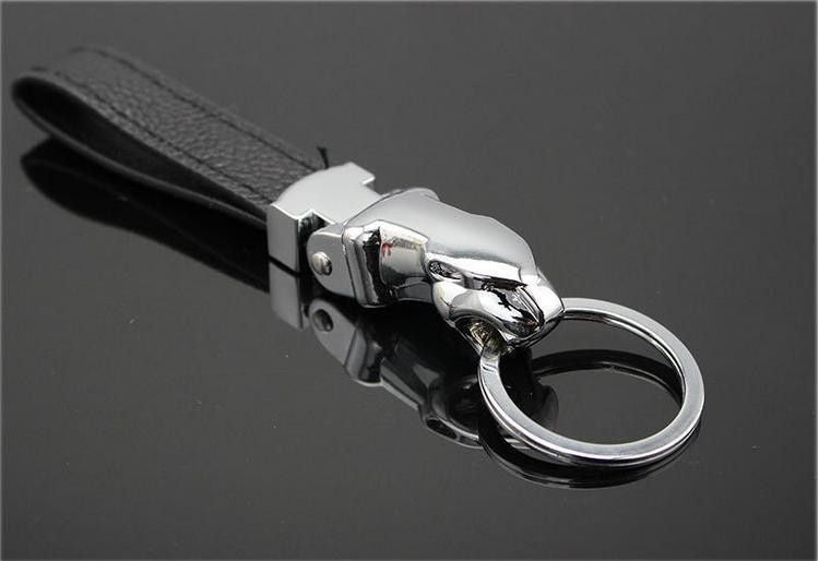 Jaguar Head Leather keychain Keychain Buy top quality Jaguar Head Leather keychain Keychain online in India at low price. get free shipping all across India Only at  Dot Aero