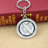 X-Men Xavier School For Gifted Youngsters keychain