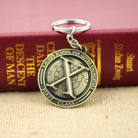 X-Men Xavier School For Gifted Youngsters keychain Keychain Buy top quality X-Men Xavier School For Gifted Youngsters keychain Keychain online in India at low price. get free shipping all across India Only at  Dot Aero