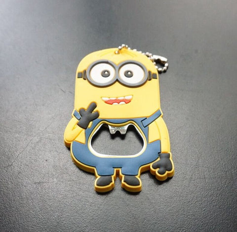 Despicable me minions bottle opener Keychain Keychain Buy top quality Despicable me minions bottle opener Keychain Keychain online in India at low price. get free shipping all across India Only at  Dot Aero