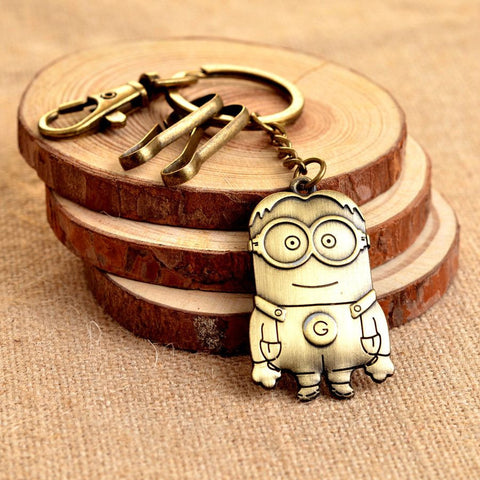 Despicable Me  Minions  Keychain Keychain Buy top quality Despicable Me  Minions  Keychain Keychain online in India at low price. get free shipping all across India Only at  Dot Aero