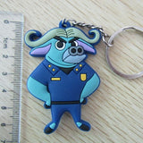 Zootopia Cute Characters Fox Rabbit (Judy Hopps) Rattle Keychain Keychain Buy top quality Zootopia Cute Characters Fox Rabbit (Judy Hopps) Rattle Keychain Keychain online in India at low price. get free shipping all across India Only at  Dot Aero