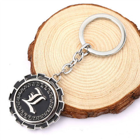 Death Note L Shield Keychain Keychain Buy top quality Death Note L Shield Keychain Keychain online in India at low price. get free shipping all across India Only at  Dot Aero