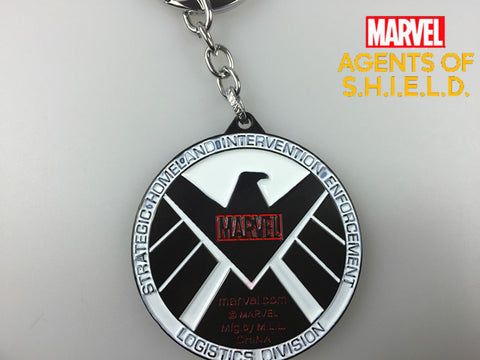 S.H.I.E.L.D. Logo Metal Keychain (3 Variants) Keychain Buy top quality S.H.I.E.L.D. Logo Metal Keychain (3 Variants) Keychain online in India at low price. get free shipping all across India Only at  Dot Aero