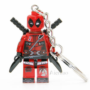 Deadpool Lego Style Red keychain Keychain Buy top quality Deadpool Lego Style Red keychain Keychain online in India at low price. get free shipping all across India Only at  Dot Aero