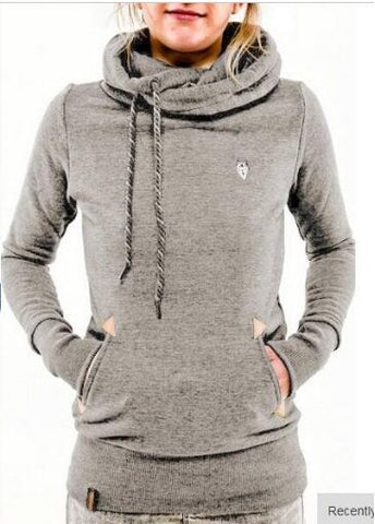 Kawaii Women's Hoodie Sweatshirt (5 Colours)