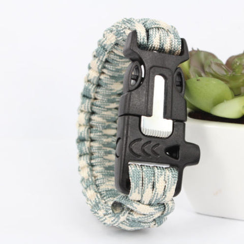 Paracord Survival Bracelet Wristband Bracelet Buy top quality Paracord Survival Bracelet Wristband Bracelet online in India at low price. get free shipping all across India Only at  Dot Aero