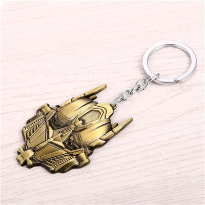 Optimus Prime Transformers Keychain