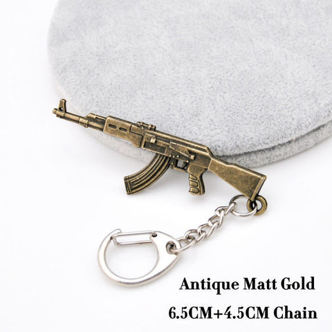 AK 47 Gun Keychain Keychain Buy top quality AK 47 Gun Keychain Keychain online in India at low price. get free shipping all across India Only at  Dot Aero