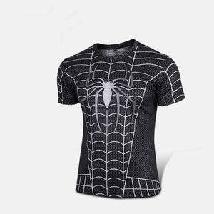 Spider-Man Compression Shirt Black Compression Shirt Buy top quality Spider-Man Compression Shirt Black Compression Shirt online in India at low price. get free shipping all across India Only at  Dot Aero