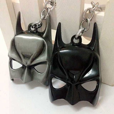 Batman Mask Keychain