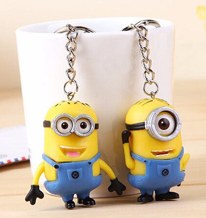 Despicable Me Minions Led Keychain (Pair) Keychain Buy top quality Despicable Me Minions Led Keychain (Pair) Keychain online in India at low price. get free shipping all across India Only at  Dot Aero