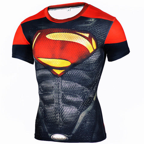 Superman Compression Shirt Compression Shirt Buy top quality Superman Compression Shirt Compression Shirt online in India at low price. get free shipping all across India Only at  Dot Aero