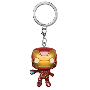 Iron Man POP Keychains