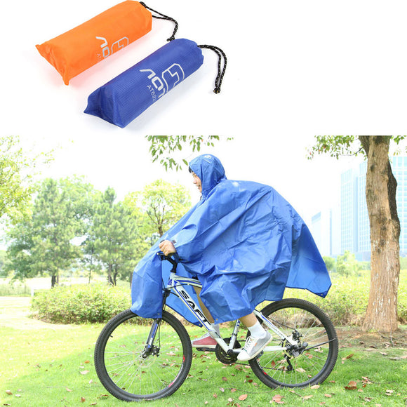 3 in 1 Rain Coat, Bagpack Cover & Camping Sheet