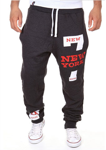 New York NY7 Men's Joggers