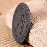 Bravosi Coin Of Faceless Man Accessories Buy top quality Bravosi Coin Of Faceless Man Accessories online in India at low price. get free shipping all across India Only at  Dot Aero