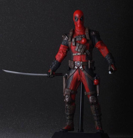 Deadpool Action Figure ( 30 cm ) Action Figure Buy top quality Deadpool Action Figure ( 30 cm ) Action Figure online in India at low price. get free shipping all across India Only at  Dot Aero