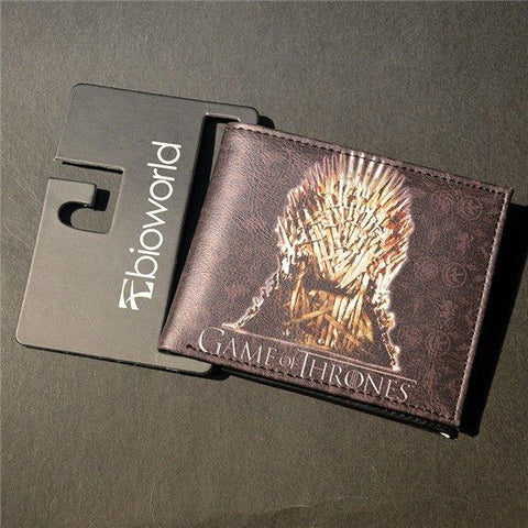 Game of Thrones Leather Wallet Wallet Buy top quality Game of Thrones Leather Wallet Wallet online in India at low price. get free shipping all across India Only at  Dot Aero