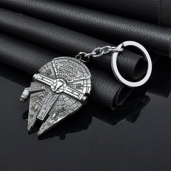 Millennium Falcon Keychain Keychain Buy top quality Millennium Falcon Keychain Keychain online in India at low price. get free shipping all across India Only at  Dot Aero