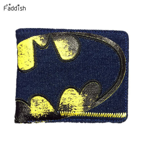 Batman Wallet Wallet Buy top quality Batman Wallet Wallet online in India at low price. get free shipping all across India Only at  Dot Aero