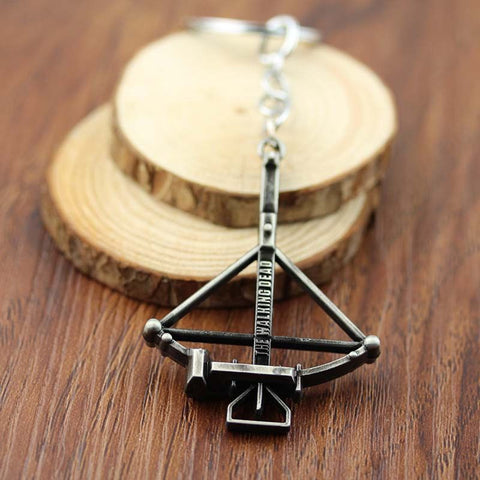 Daryl Crossbow The Walking Dead keychain Keychain Buy top quality Daryl Crossbow The Walking Dead keychain Keychain online in India at low price. get free shipping all across India Only at  Dot Aero