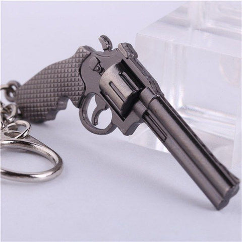 Revolver Gun Keychain Keychain Buy top quality Revolver Gun Keychain Keychain online in India at low price. get free shipping all across India Only at  Dot Aero