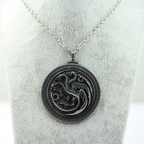 House Targaryen Necklace Necklace Buy top quality House Targaryen Necklace Necklace online in India at low price. get free shipping all across India Only at  Dot Aero