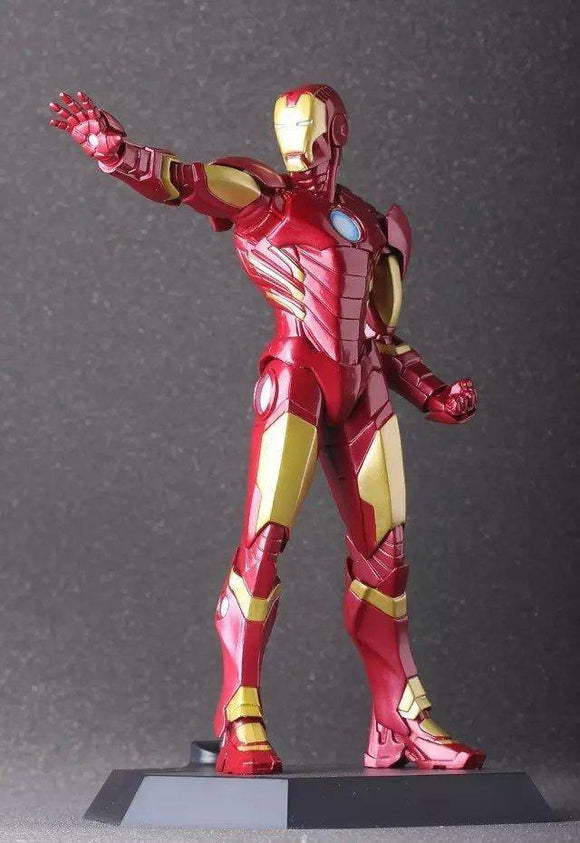 Iron Man Action Figure ( 21 cm ) Action Figure Buy top quality Iron Man Action Figure ( 21 cm ) Action Figure online in India at low price. get free shipping all across India Only at  Dot Aero