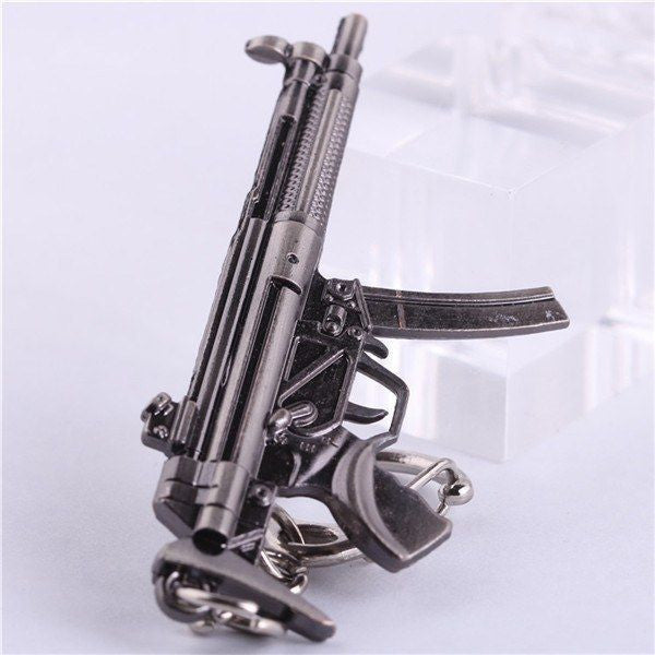 HK MP-5 9mm Gun Keychain Keychain Buy top quality HK MP-5 9mm Gun Keychain Keychain online in India at low price. get free shipping all across India Only at  Dot Aero