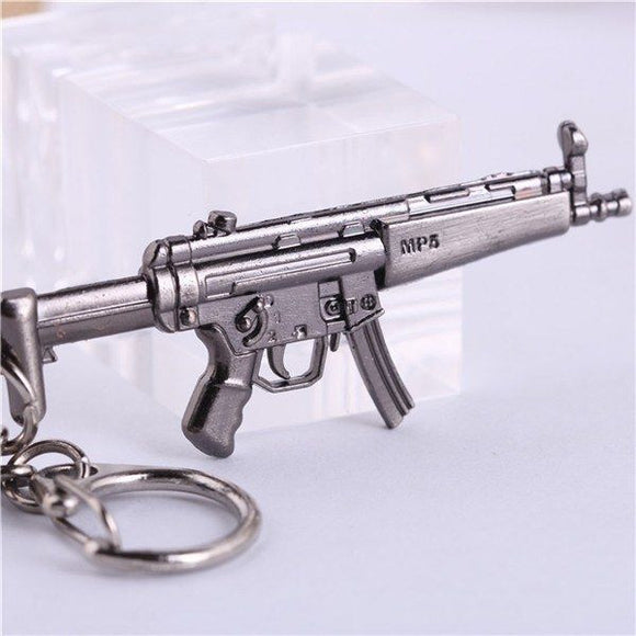 MP-5 Gun Keychain Keychain Buy top quality MP-5 Gun Keychain Keychain online in India at low price. get free shipping all across India Only at  Dot Aero