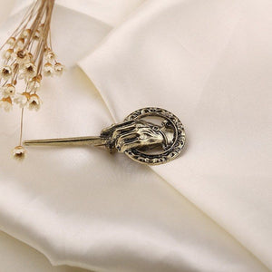 Hand Of The King Pin, Brooch Brooch Buy top quality Hand Of The King Pin, Brooch Brooch online in India at low price. get free shipping all across India Only at  Dot Aero