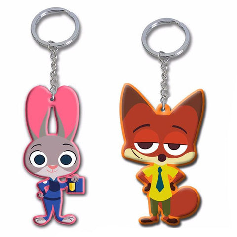 Zootopia  keychain Set Keychain Buy top quality Zootopia  keychain Set Keychain online in India at low price. get free shipping all across India Only at  Dot Aero