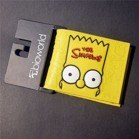 The Simpsons Wallet Wallet Buy top quality The Simpsons Wallet Wallet online in India at low price. get free shipping all across India Only at  Dot Aero