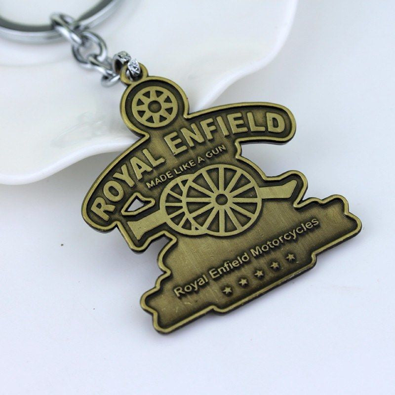 Royal Enfield Motorcycle Keychain Keychain Buy top quality Royal Enfield Motorcycle Keychain Keychain online in India at low price. get free shipping all across India Only at  Dot Aero