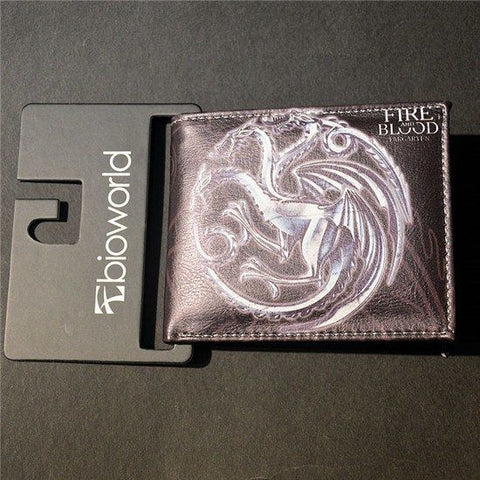 House Targaryen Leather Wallet Wallet Buy top quality House Targaryen Leather Wallet Wallet online in India at low price. get free shipping all across India Only at  Dot Aero