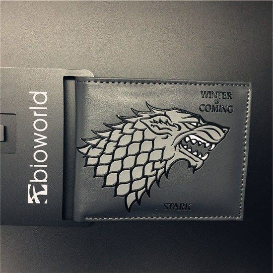 House Stark Leather Wallet Wallet Buy top quality House Stark Leather Wallet Wallet online in India at low price. get free shipping all across India Only at  Dot Aero