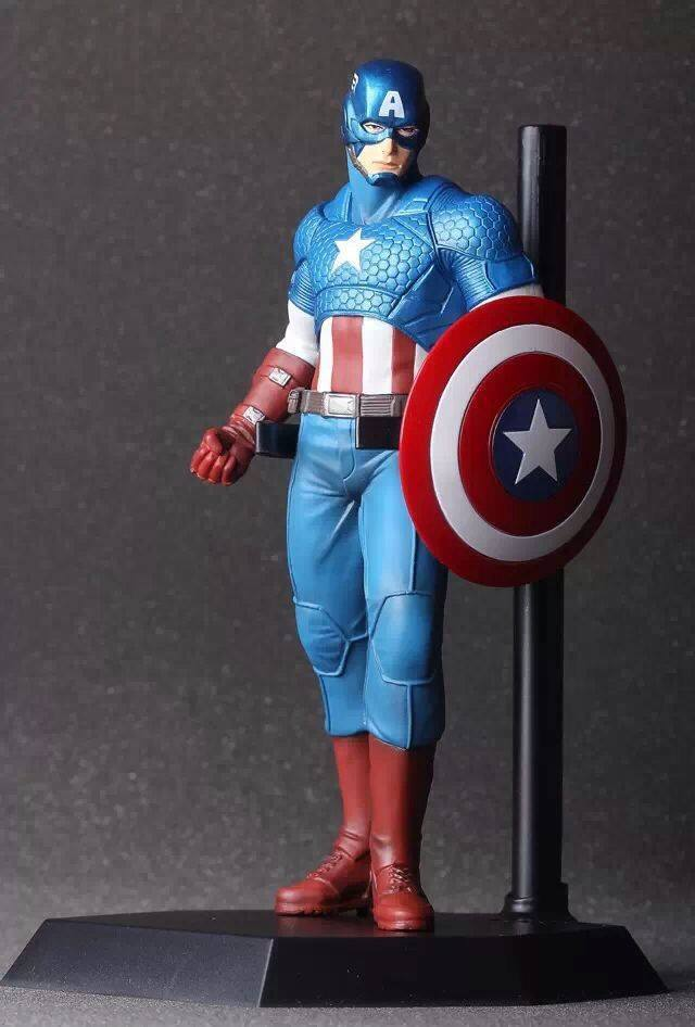 Captain America Action Figure ( 21 cm ) Action Figure Buy top quality Captain America Action Figure ( 21 cm ) Action Figure online in India at low price. get free shipping all across India Only at  Dot Aero