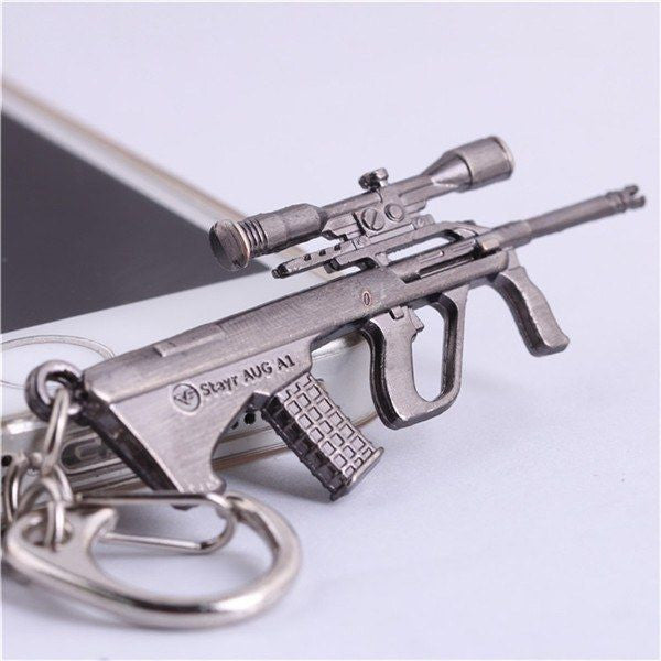 AUG A1 Gun Keychain Keychain Buy top quality AUG A1 Gun Keychain Keychain online in India at low price. get free shipping all across India Only at  Dot Aero