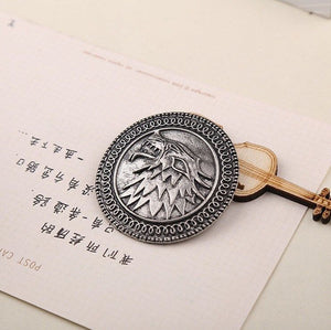 House Stark Brooch Badge Brooch Buy top quality House Stark Brooch Badge Brooch online in India at low price. get free shipping all across India Only at  Dot Aero