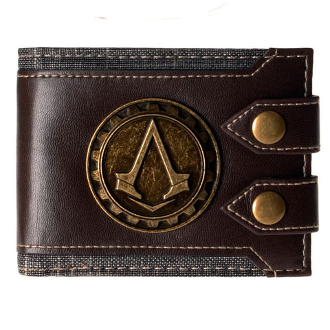 Assassins Creed wallet Wallet Buy top quality Assassins Creed wallet Wallet online in India at low price. get free shipping all across India Only at  Dot Aero