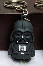 Darth Vader Keychain Keychain Buy top quality Darth Vader Keychain Keychain online in India at low price. get free shipping all across India Only at  Dot Aero