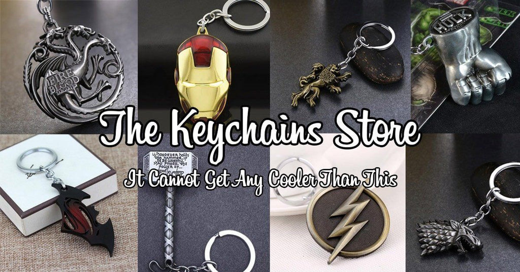 The Coolest Collection Of Keychains In India