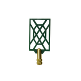 Fretwork Finial