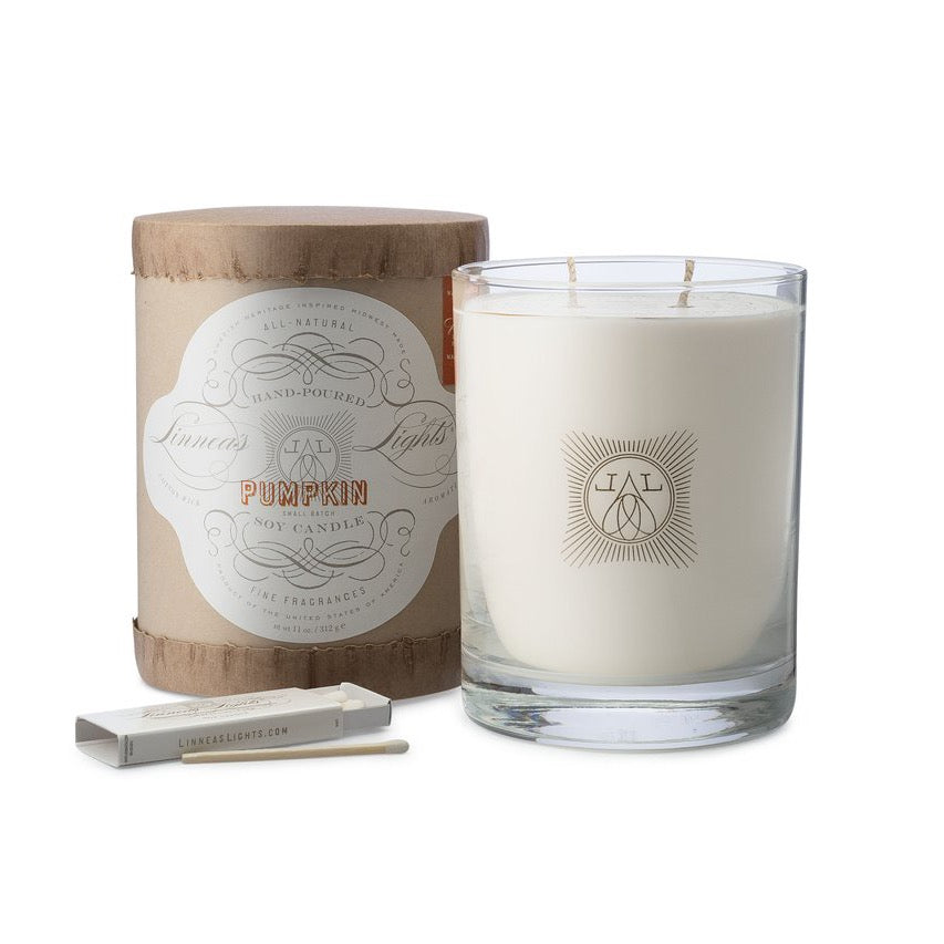 Two-Wick Candle | Pumpkin