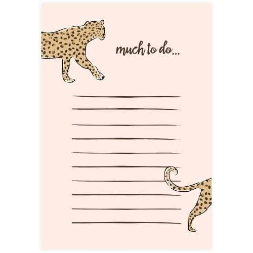 To Do List | Leopard