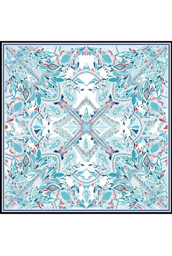 Silk Scarf | The Ocean