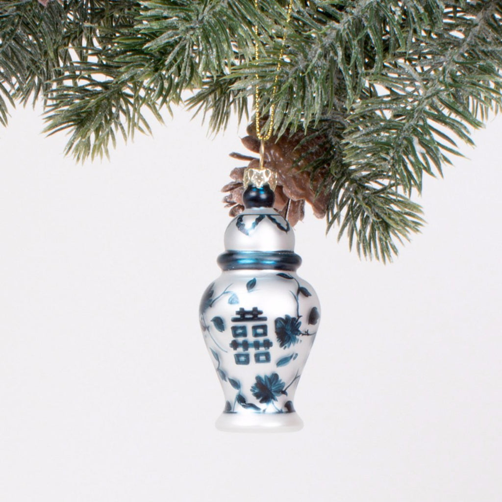 Ginger Jar Ornament