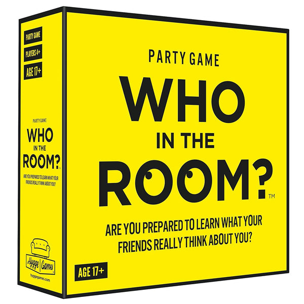 Who In The Room? Game